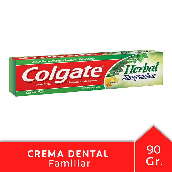 COLGATE HERBAL BLAN X 90 GRS