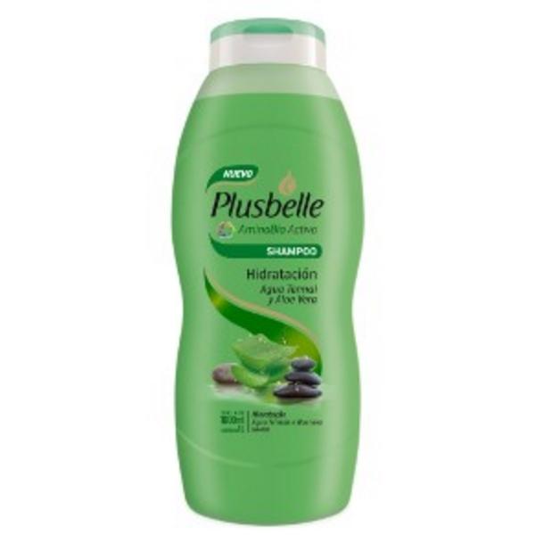 Shampoo Plusbelle hidratación 1 Lts | Mercanet Tucumán