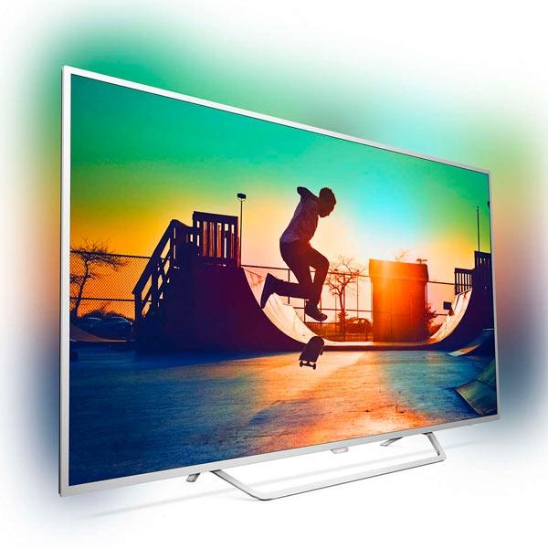 tv led 65 smart 4k philips 65pug6412 77 ambilight dino online. Black Bedroom Furniture Sets. Home Design Ideas
