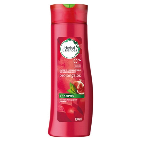SHAMPOO HERBAL ESSENCES PROLONGALO X 160 ML.