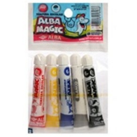 TEMPERA ALBA MAGIC X 5 UN. - ART. 8302995040