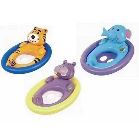 INFLABLE BESTWAY SALVAVIDAS ANIMAL X UN. - ART. 34058