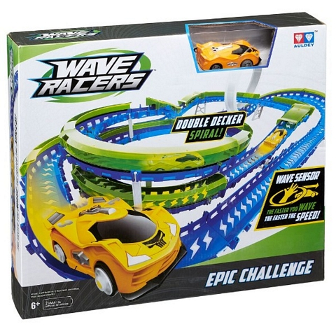 PISTA PARA AUTOS WAVE RACERS EPIC CHALLENGE X UN. - ART. 24501