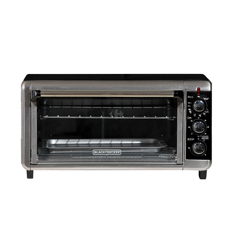 HORNO ELECTRICO BLACK AND DECKER TO3251XSB
