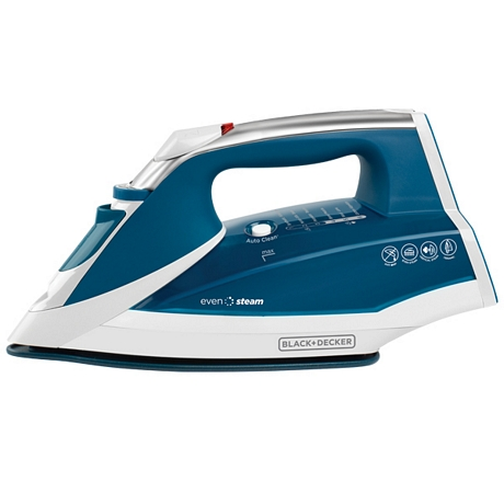 PLANCHA VAPOR BLACK AND DECKER IR2060