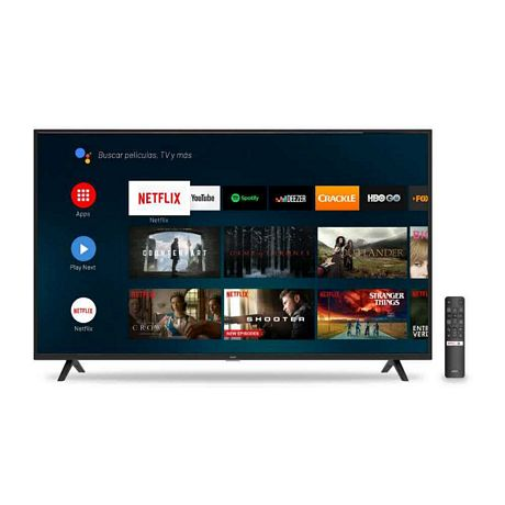 "TV LED 32"" SMART RCA XC32SM (ANDROID)"