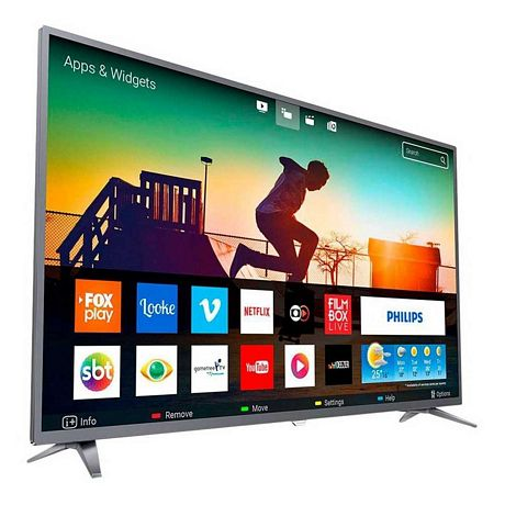 "TV LED 50"" SMART UHD PHILIPS 50PUG6513-77"