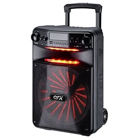 PARLANTE QFX PARTY SPEAKER PBX-1210