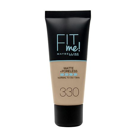 MAYBELLINE FIT ME MATE BASE DE MAQUILLAJE LIQUIDA 330 TOFFE X 30 ML.