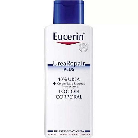 EUCERIN UREAREPAIR PLUS LOCION UREA 10% X 250 ML.
