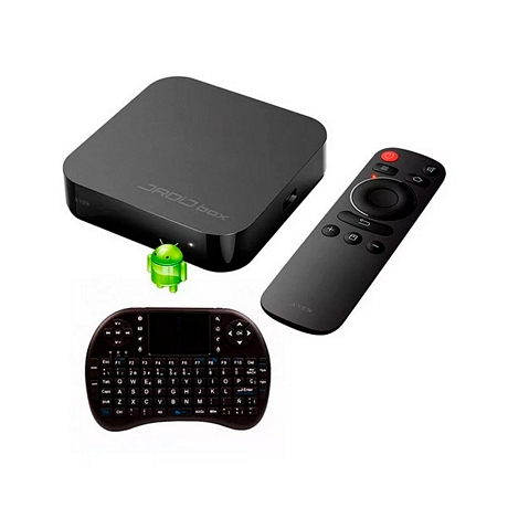 DROID BOX PLUS ANDROID TV X-VIEW