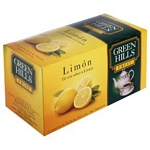 TE GREEN HILLS TEMPTATION LIMON X 25 UN.