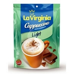 CAPPUCCINO LA VIRGINIA LIGHT DOY PACK X 100 GR.