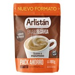 CAFE ARLISTAN INSTANTANEO SUAVE DOY PACK X 160 GR.