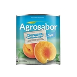 DURAZNOS AGROSABOR LIGHT X 820 GR.