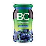 MERMELADA BC LA CAMPAGNOLA LIGHT BLUEBERRY FRASCO X 390 GR.