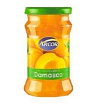 MERMELADA ARCOR LIGHT DAMASCO FRASCO X 390 GR.