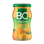 MERMELADA BC LA CAMPAGNOLA LIGHT DAMASCO FRASCO X 390 GR.