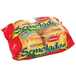 GALLETAS GRANIX CRAKERS SEMOLADA X 450 GR.