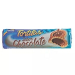 GALLETAS ARCOR TORTITAS CHOCOLATE X 125 GR.