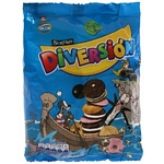 GALLETAS DIVERSION SURTIDAS X 400 GR.