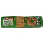 GALLETAS MOLINO NATURAL GRANOLA X 251 GR.