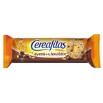 GALLETAS CEREALITAS AVENA CHOCO X 231 GR.
