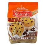 MAGDALENAS VENEZIANA CHIPS CHOCOLATEOLATE X 250 GR.