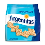 GALLETAS ARGENTITAS MINI CRACKERS X 250 GR.