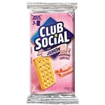 GALLETAS CLUB SOCIAL JAMON X 141 GR.
