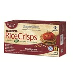 GALLETAS DE ARROZ INTEGRAL RICE CRISPS MULTICEREAL X 100 GR.