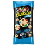 SNACKS ROCKLETS CRUNCHERS GALLETITAS X 50 GR.