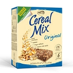 BARRA DE CEREAL CEREAL MIX ORIGINAL X 6 UN.