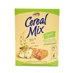 BARRA DE CEREAL CEREAL MIX MANZANA LIGHT X 6 UN.