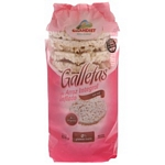 GALLETAS DE ARROZ GRANDIET SIN SAL X 100 GR.