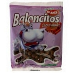 BALONCITOS GRANIX CHOCOLATE X 150 GR.