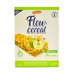 BARRA DE CEREAL FLOW MANZANA LIGHT X 6 UN.