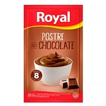POSTRE ROYAL CHOCOLATE X 65 GR.
