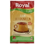 FLAN ROYAL VAINILLA LIGHT X 16 GR.