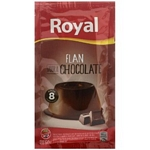 FLAN ROYAL CHOCOLATE X 60 GR.