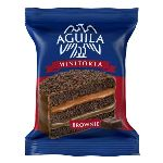 MINI TORTA AGUILA BROWNIE X 74 GR.