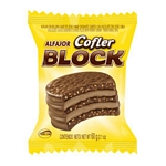 ALFAJOR COFLER BLOCK X UN.