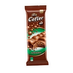 CHOCOLATE COFLER AIREADO ALMENDRAS X 55 GR.