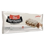 ALFAJOR DE ARROZ DOS HERMANOS BLANCO X 3 UN.