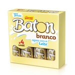CHOCOLATE BATON BLANCO X 64 GR.