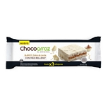 ALFAJOR DE ARROZ CHOCOARROZ BLANCO X 3 UN.