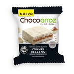 ALFAJOR DE ARROZ CHOCOARROZ BLANCO X UN.
