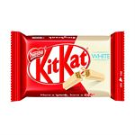 OBLEA KIT KAT FINGER WHITE X 41,5 GR.