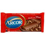 CHOCOLATE ARCOR CON MANI X 100 GR.
