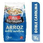 ARROZ DOS HERMANOS DOBLE CAROLINA X 1 KG.